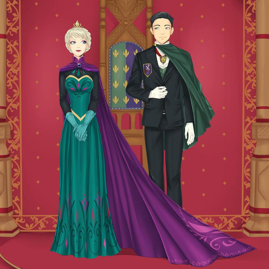 Coronation by LinART