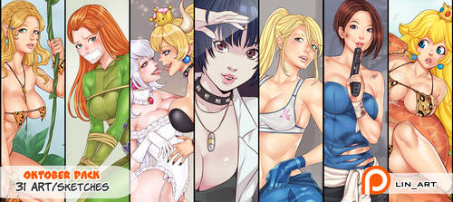 Patreon October pack