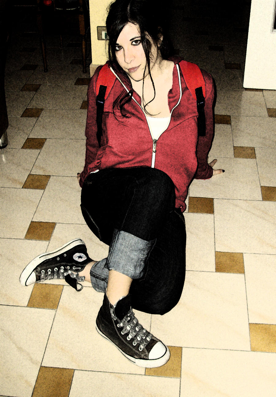 Zoey Cosplay from Left 4 Dead | Cosplay, Left 4 dead
