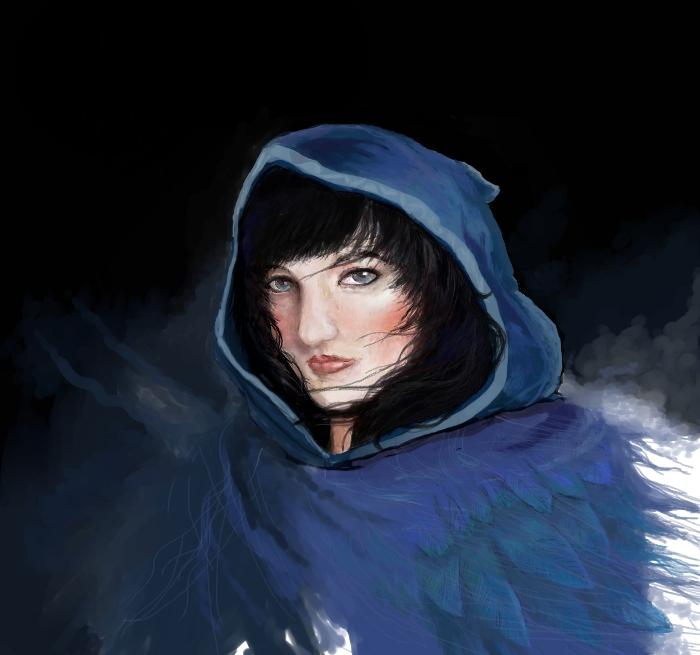 Lady Ellery Hawke by The-Great-Lunais