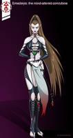 The Eldar slave by Epsilon-Shadow
