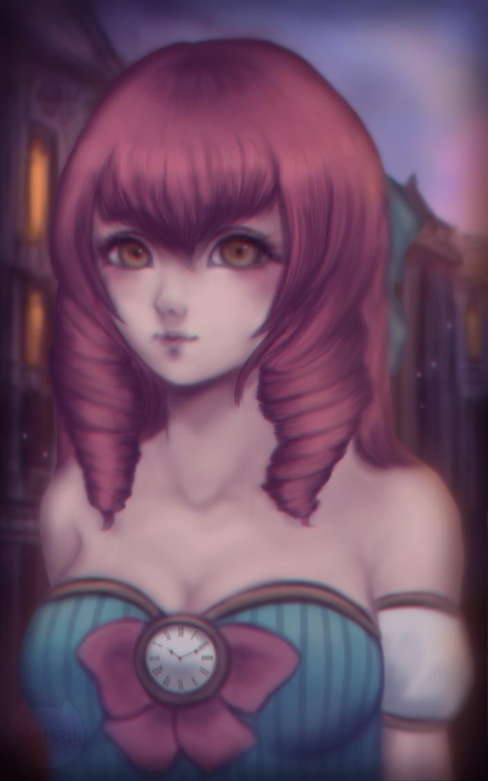 Rei by Darkinrin