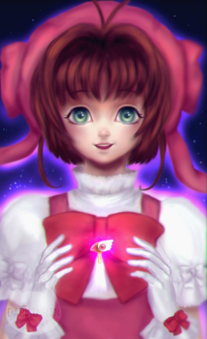 Cardcaptor Sakura by Darkinrin
