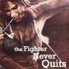 The fighter never quits by SteffiSyndrom