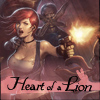 Heart of a lion by SteffiSyndrom
