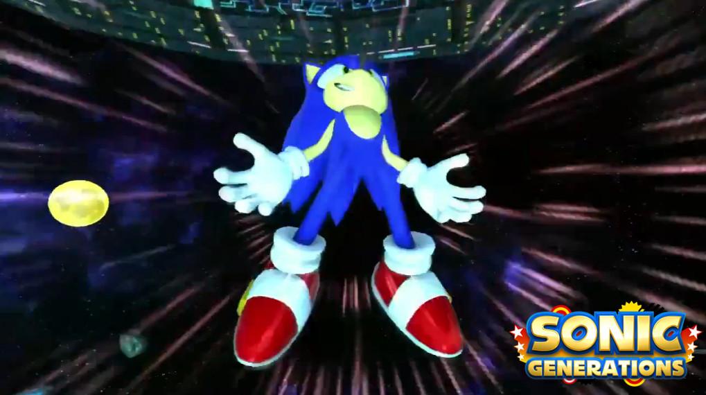 Sonic Generations The Werehog by SonicTheHedgeSantos