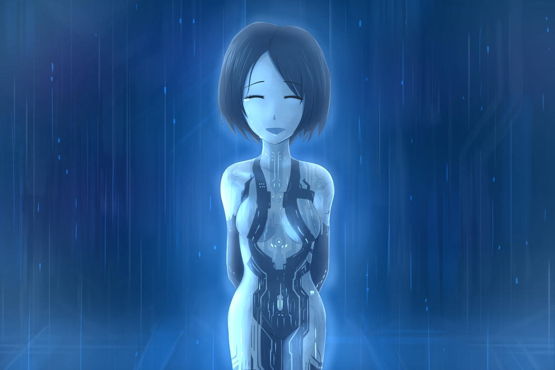 Goodbye Cortana - HALO 4 by SonicTheHedgeSantos