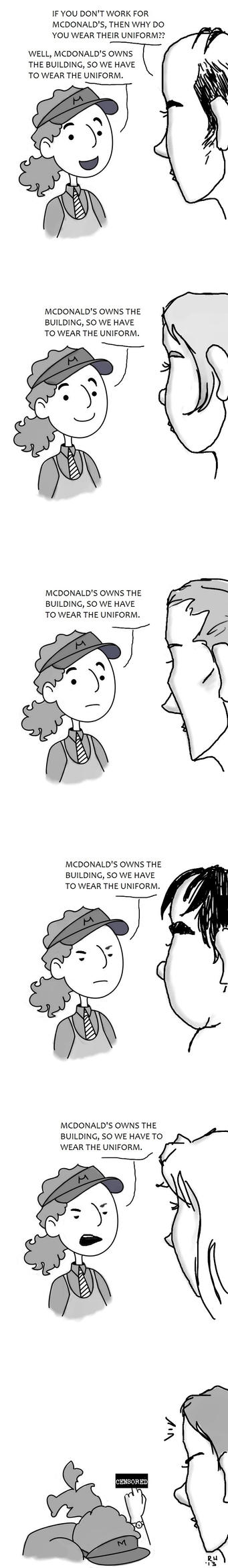 McDonald's Owns the Building. by TheRandomAnchovy