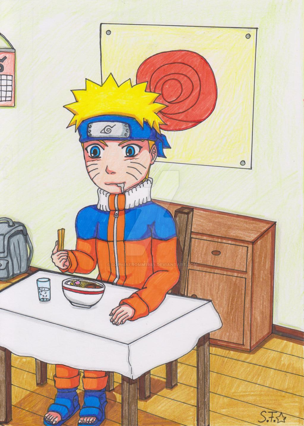 Naruto Essen