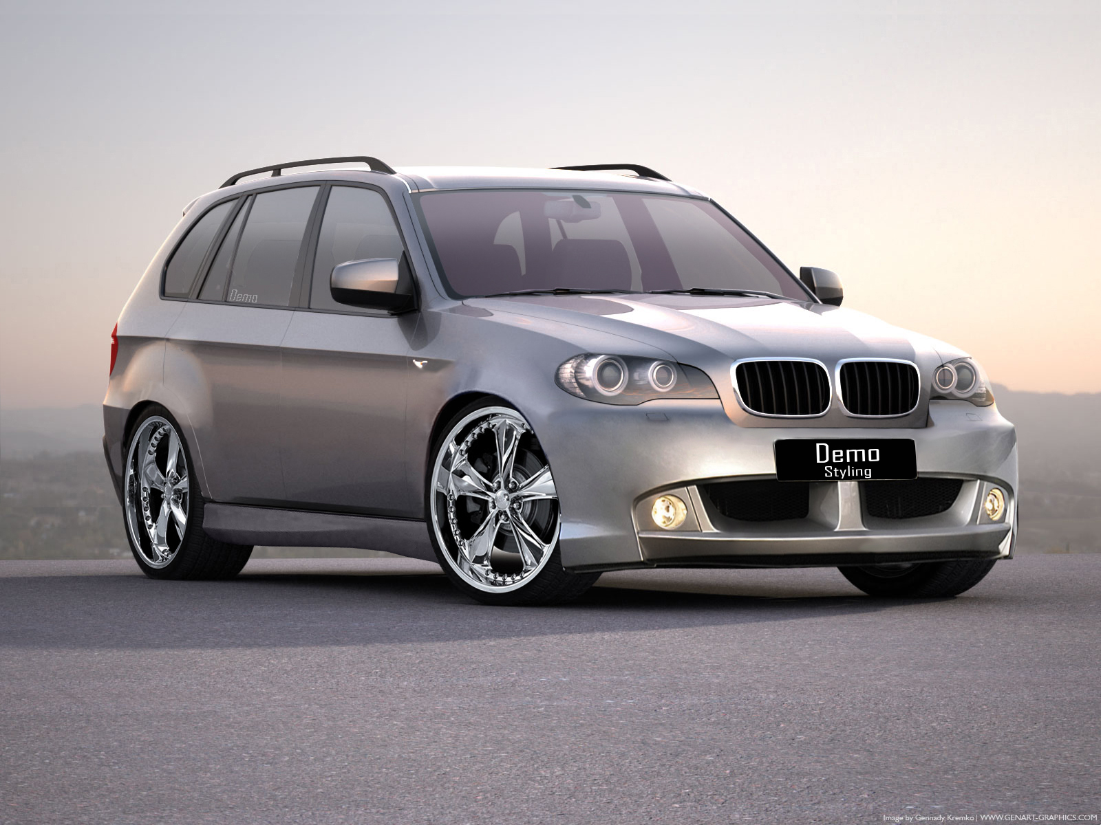 bmw x5 tuning by lexusgs430 on deviantart. Black Bedroom Furniture Sets. Home Design Ideas