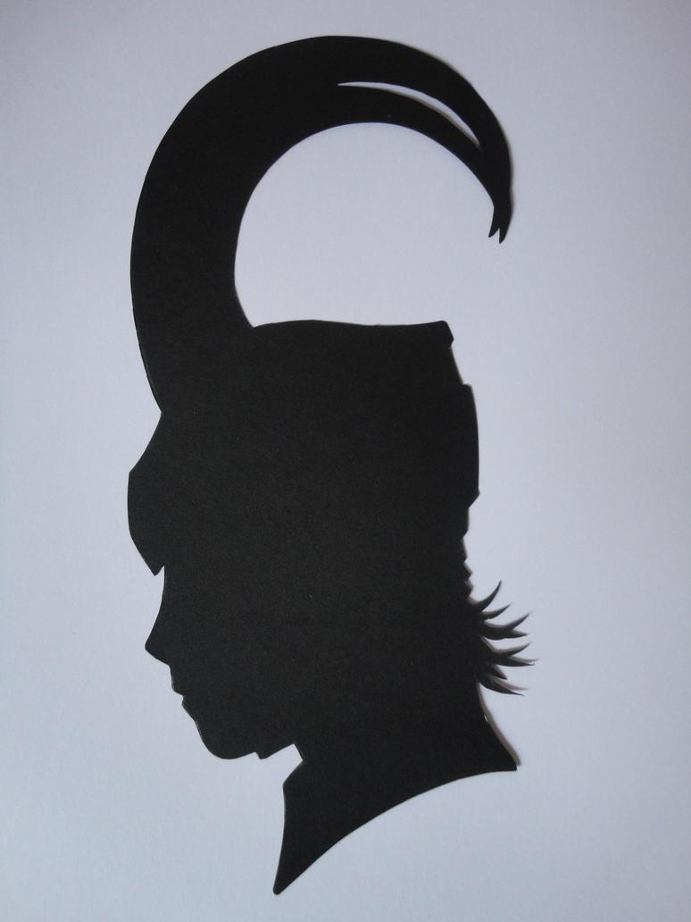 Loki Silhouette | www.imgkid.com - The Image Kid Has It!