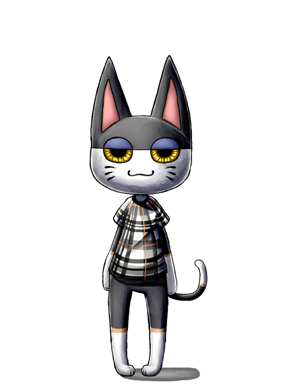 Animal Crossing: Punchy by xXDasMiepXx