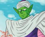 Hooray, it is Green Man!