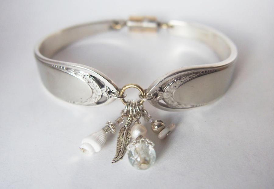 Spoon Bracelet by tejadesigns