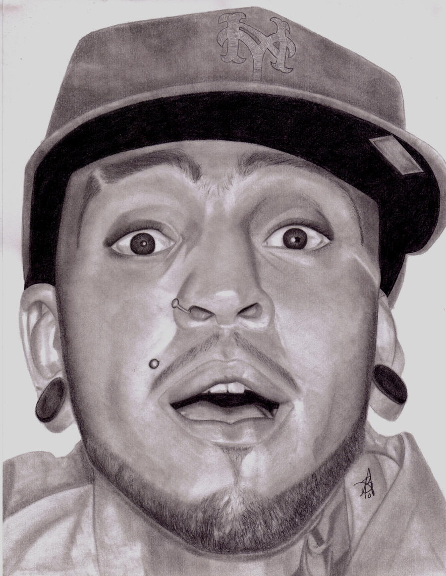 Travie McCoy by wega13 on