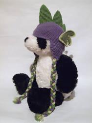 Spike Earflap Hat