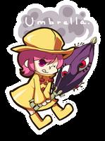 SG: Umbrella by eracadenza