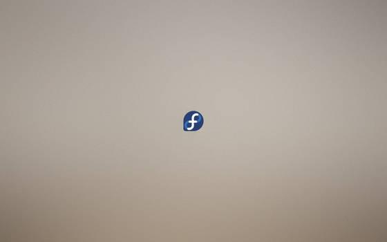 Clean Fedora Wallpaper by williamjmorenor
