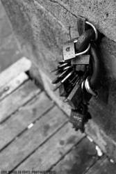 Locked Love by EricLoConte