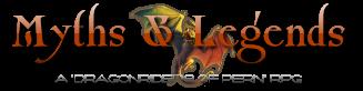 Myths and Legends Logo
