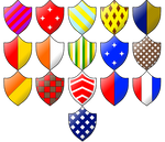Holds of Pern - Badges