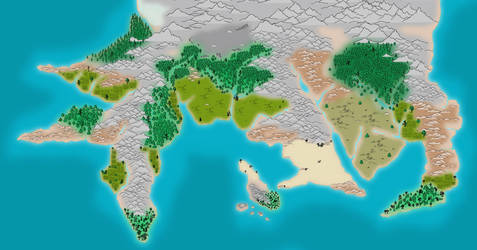Northern Continent