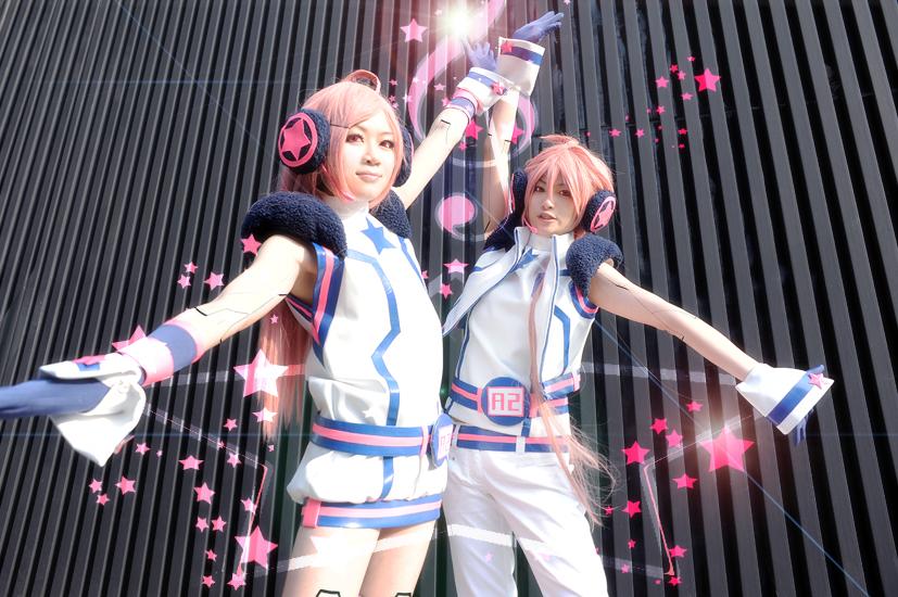MIKI and MIKIYA by DORIA76