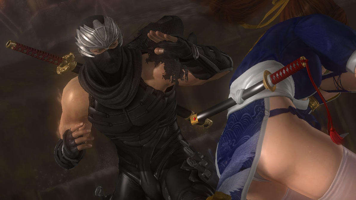 ryu hayabusa and kasumi relationship questions