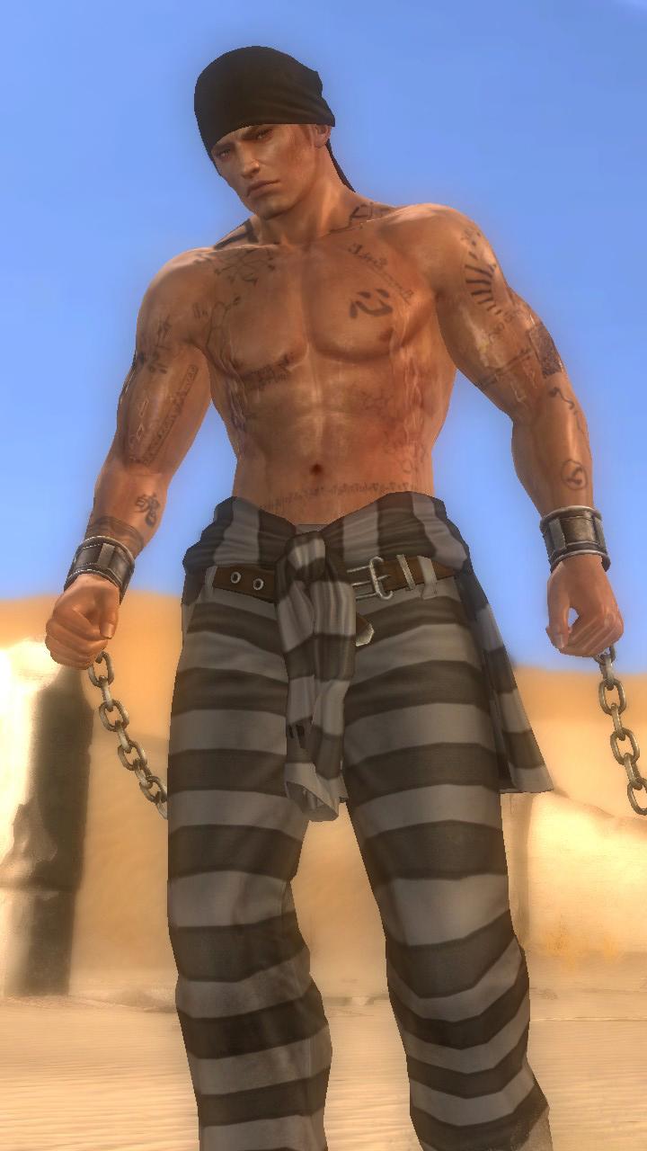 prison fetish Gay
