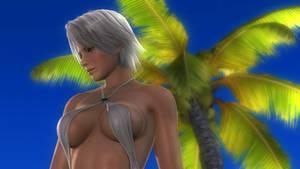 Christie on Zack Island 2