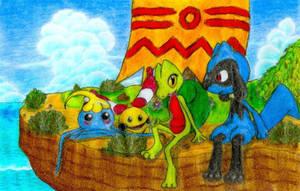 3. Friendship by RhaedaLeeMire