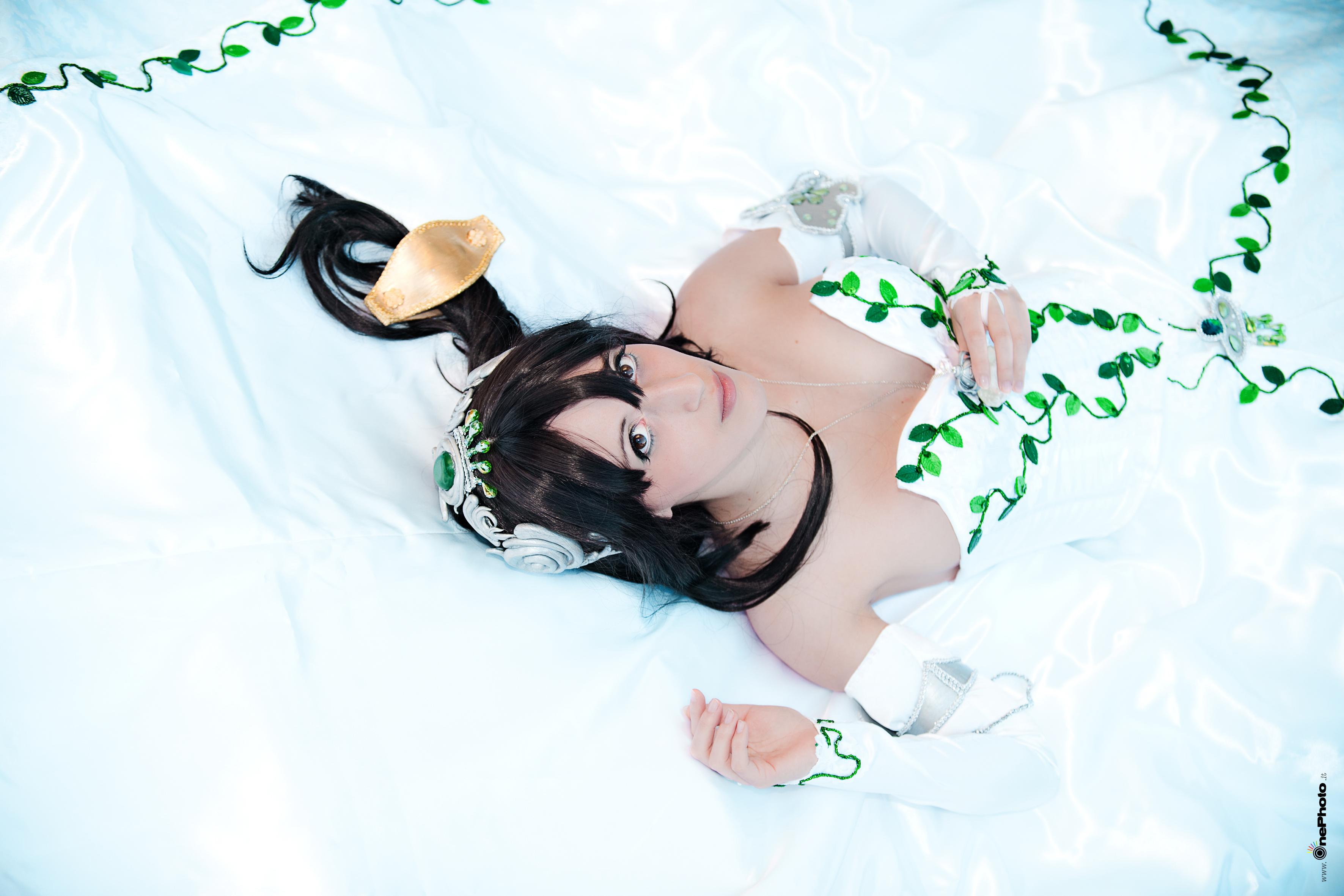 Garnet Cosplay - A White Fairytale by Selhin