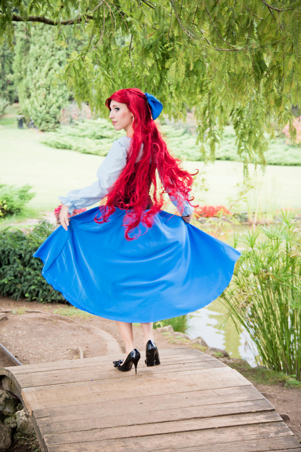 Ariel Cosplay - Dancing by Selhin