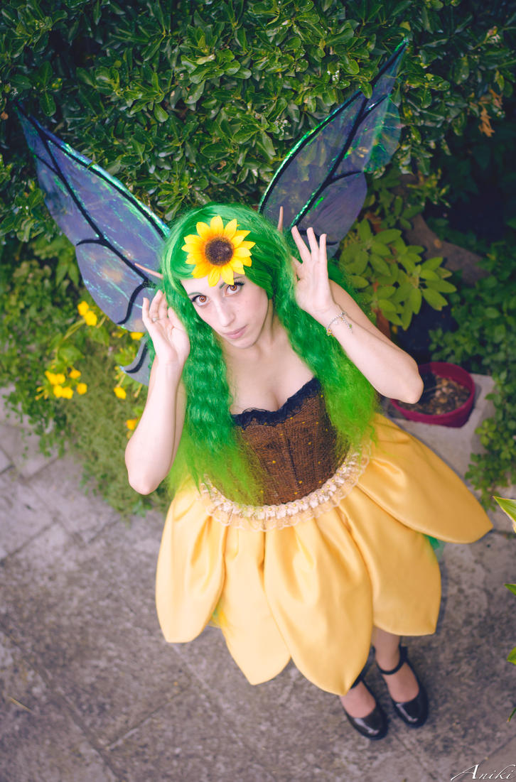 Summer Fairy by Selhin