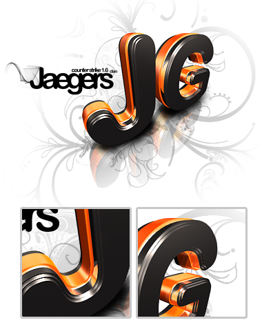 Jaegers logo by jimmybjorkman High Quality Clear & Concise Logo Designs: Taken From DeviantART