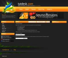 Tutdesk.com - Site by jimmybjorkman