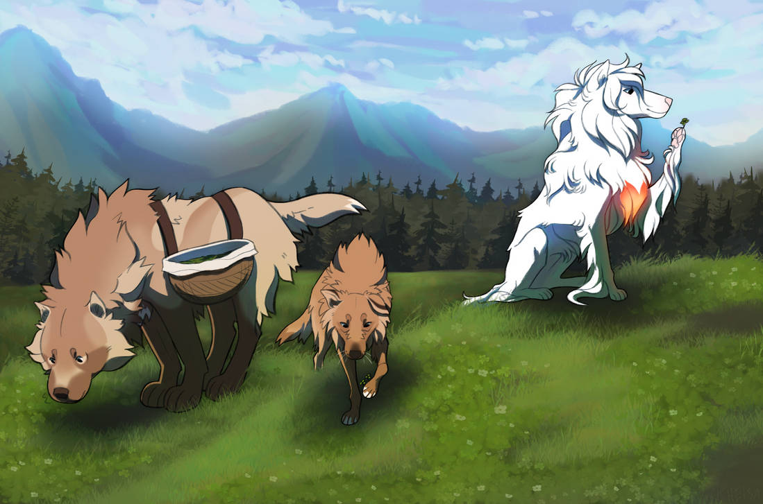 Clover scouting team