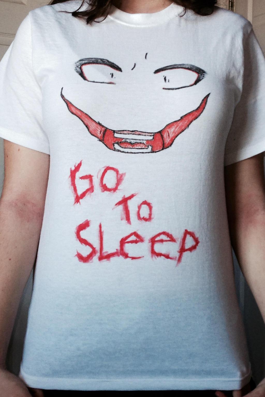 Jeff The Killer shirt by OurMotherJenova