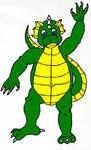 Blazer the Dragon