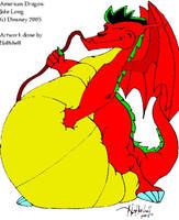 American Dragon: Jake Long by Halfshell