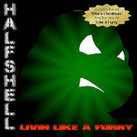 Furry CD in the Making by Halfshell