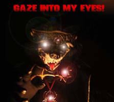 Gaze Into My eyes by Halfshell