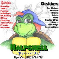 Dev ID 06 by Halfshell