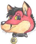 Trigger Fox head