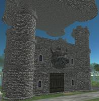 Halfshells new castle 1 by Halfshell