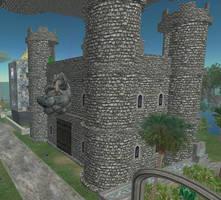 Halfshells new castle 2 by Halfshell
