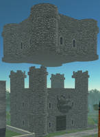 Halfshells new castle 3 by Halfshell