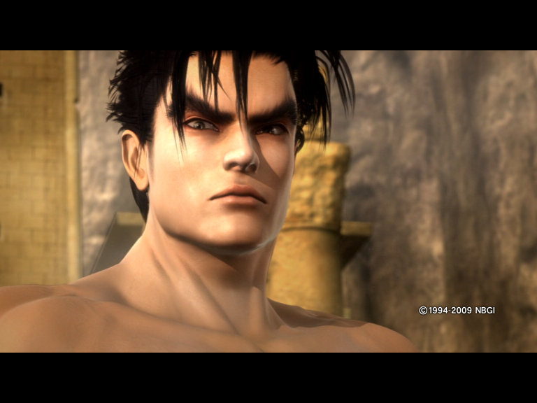 jin kazama wallpaper. jin kazama wallpaper. Jin Kazama ending by