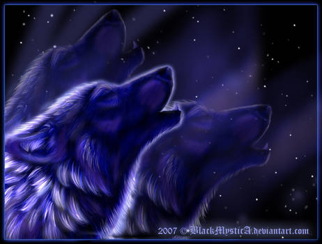 The Howling Blue