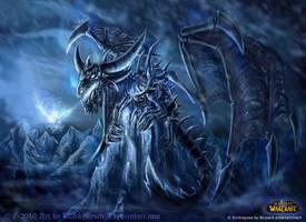 World of Warcraft Sindragosa by FelisGlacialis